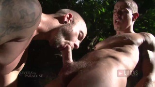 ROD DAILY LUSTS FOR JESSE SANTANA