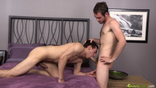Aiden and Toby Serviced