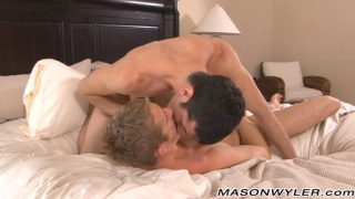 Mason's Big Cock Ass Pounding 1