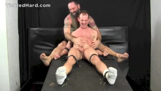 Fit daddy Ken tickled