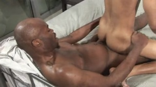 Kristian Dawawan and Unique One bareback