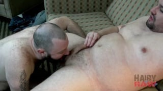 Jack Power and Wolfgang Michaels bareback