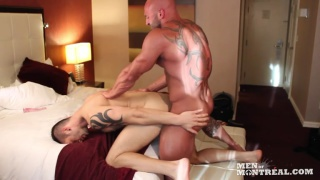 Max Chevalier & Felix Brazeau in Turning the Tables