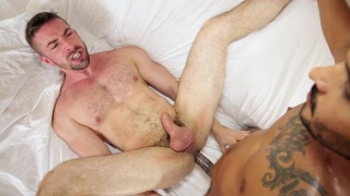 Lucio Saints Fucks Scott Hunter