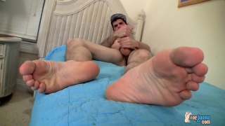 A Cummy Sole Straight Boy - Nolan