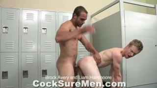 Liam Harkmoore and Brock Avery Fucking
