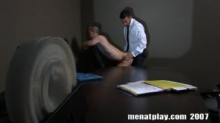 Board Room Suck And Fuck 3