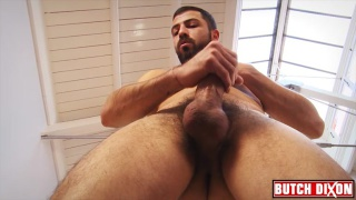 Turkish hairy guy Diego Duro
