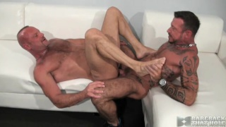 Chad Brock and Ray Dalton fuck