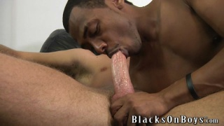 Interracial fuck with perry and cavalari