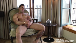 Emilio Calabria at men of montreal