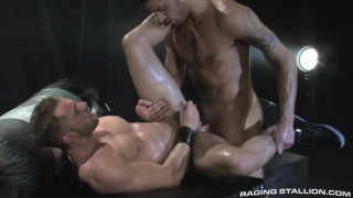 Ty Roderick & Tyler Wolf in Heretic