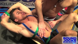 Armand Rizzo And Dolan Wolf - Tickling