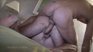 Hairy raw cum fuckers