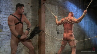 Leather Hookup with Trenton Ducati and Mitch Vaughn