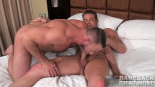Darius Soli and Shay Michaels at bareback that hole
