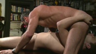 Antonio Garcia and Matt Brookes fuck