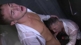 Donato Reyes fucked by boss Marco Rubi