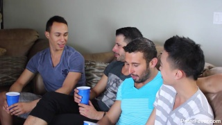 The Bachelor Party - Let's Get Started