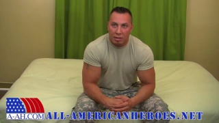 SERGEANT AARON at all american heroes