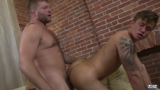Colby Breaks Him In starring Colby Jansen and Leo Sweetwood