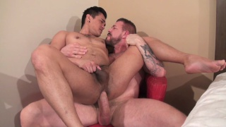 rocco steele bare fucks cute asian lad