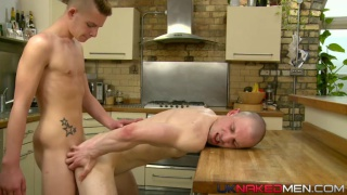 Prowler best twink award winner Alex Silvers does some topping