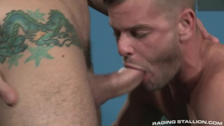 Jimmy Durano & Rylan Knox in want it now