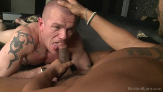 Casting Couch #337 - Lucio Saints and Albert Dutch