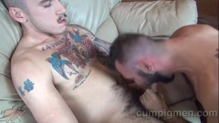 Ethan Palmer Sucks Off Cam Christou