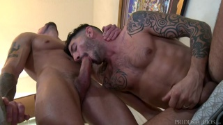 room for dessert with Sean Duran & Johnny Hazzard