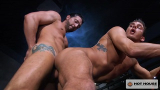 cruising for ass Jimmy Durano and Alexander Gustavo