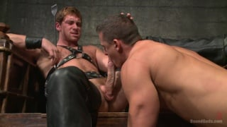 new boy wants to be a house slave