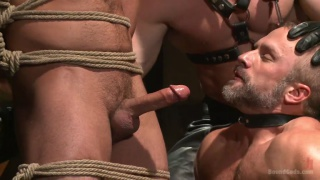 house dom Trenton Ducati working over two subs