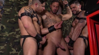 THE SHAVING with Julio Rey, Antonio Miracle, Mario Domenech