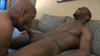 horny black boyz filling hole