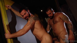 Savaged with Jessy Ares and Ricky Ares