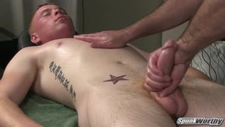 Andy's happy-ending massage
