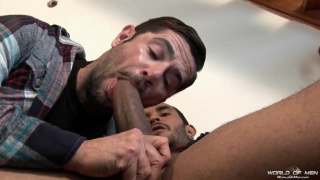 Lucio Saints fucks Dean Monroe