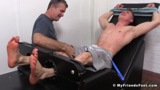Cutie Jake Tied Up And Tickle Tortured