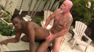 daddy noah fucks a horny black guy