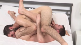 bearded guy tegan fucks vander