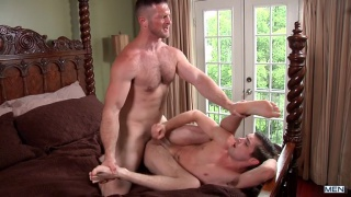 Johnny Rapid & Paul Wagner in houseboy