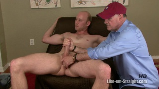 Ajay gtes sucked off by older man