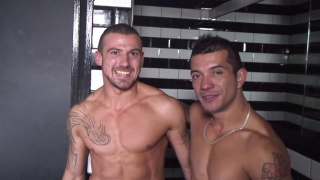 Gio Cruz interview at uk hot jocks