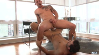 Bent with Phenix Saint and Richard Pierce