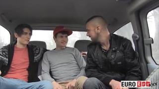 RAW ROAD TRIP - Scott, Kyle and Jamie