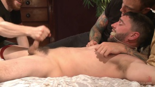 Puppy can suck his own dick with Jackson Fillmore
