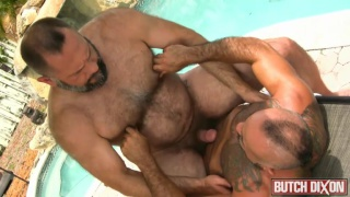 big bear sean travis bottoms raw for bo bangor