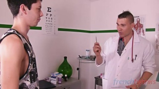 Horny Patient for nasty Doctor